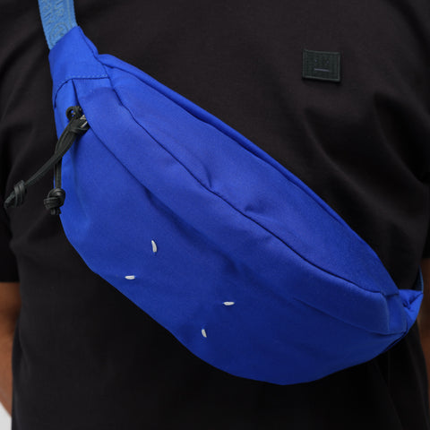 Maison Margiela Hip Pack in Blue - Notre