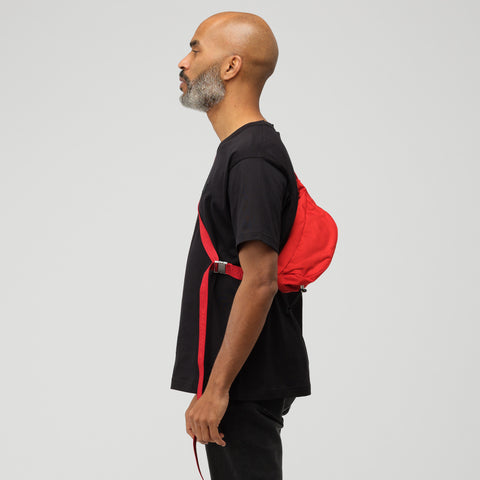 Maison Margiela Hip Pack in Red - Notre