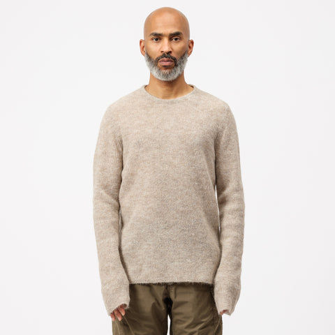 Maison Margiela Sweater in Khaki - Notre