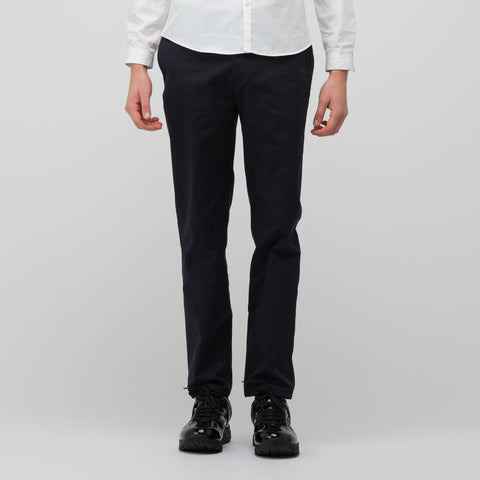 Maison Margiela Trouser in Dark Navy Blue - Notre