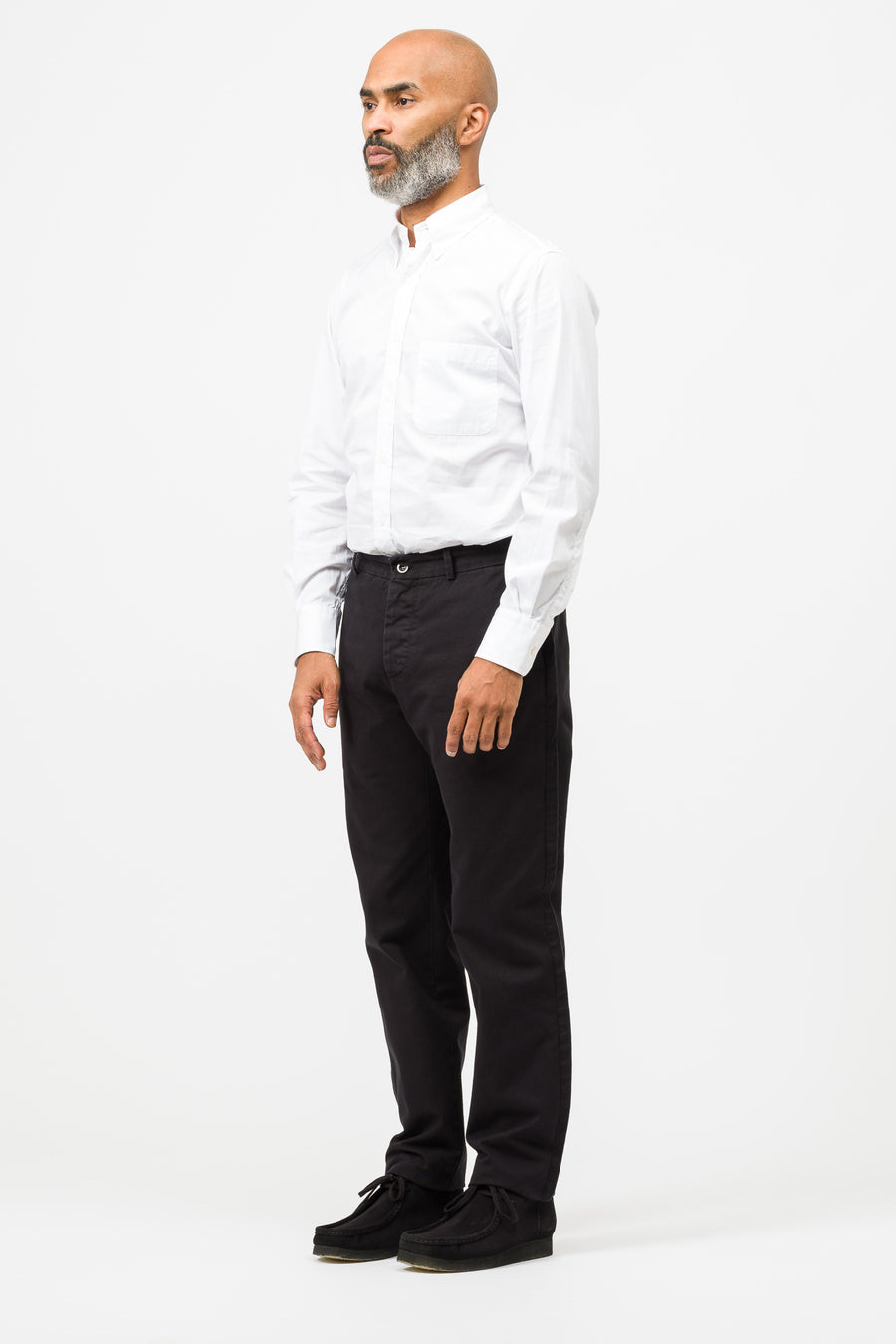 Maison Margiela Trousers in Black - Notre