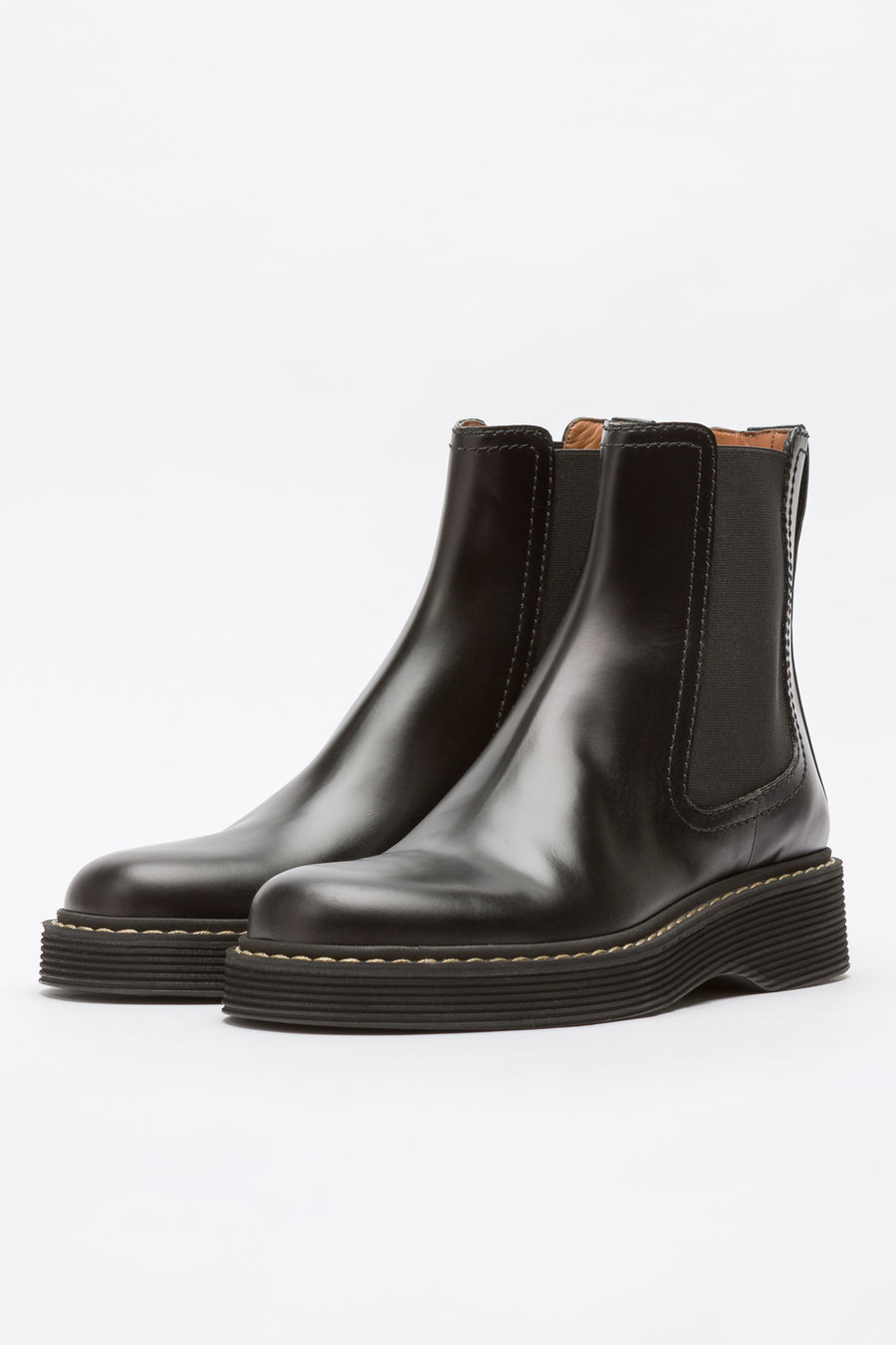 Marni Chelsea Boots in Black - Notre