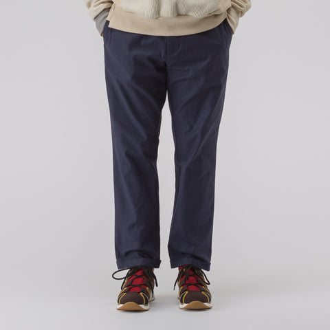 Marni Cropped Pant in Navy - Notre
