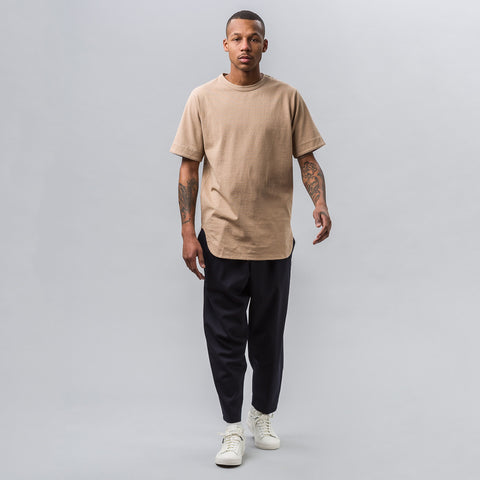 Marni Logo T-Shirt in Brown - Notre