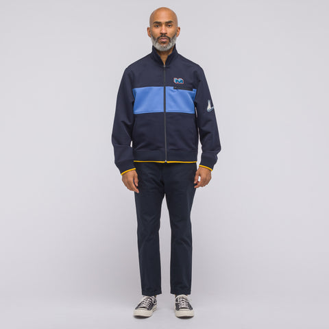 Marni Track Jacket in Blue Navy - Notre
