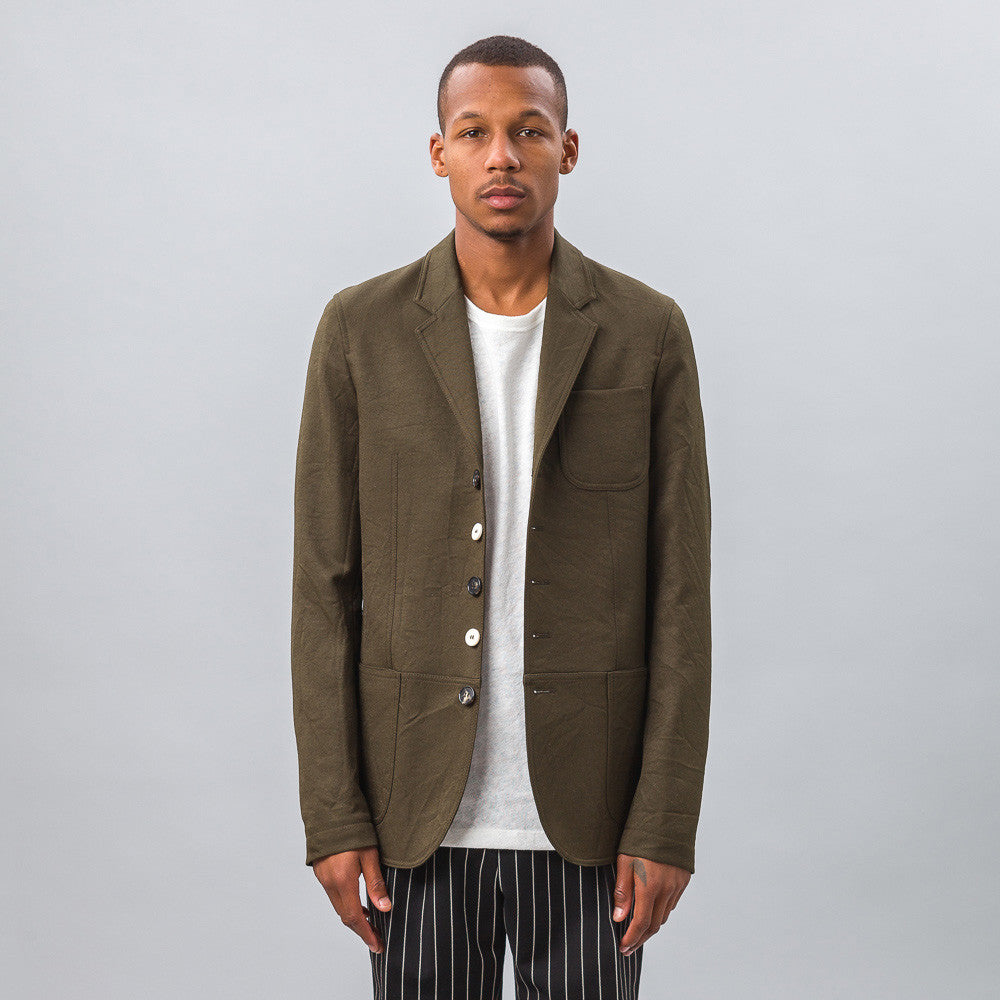 Marni - Jacket in Olive - Notre - 1