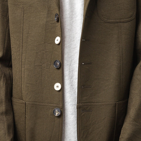 Marni Jacket in Olive - Notre