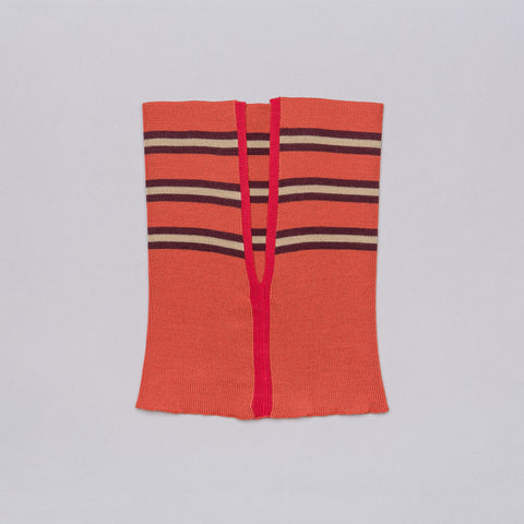 Marni Scarf in Orange Multistripe - Notre