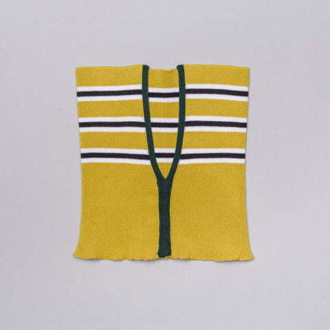 Marni Scarf in Yellow Multistripe - Notre