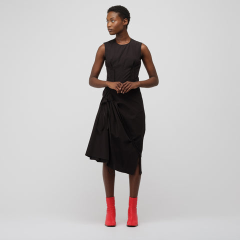 Marni S/L Dress in Black - Notre