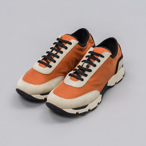 Marni Nylon Runner in Beige/Orange - Notre
