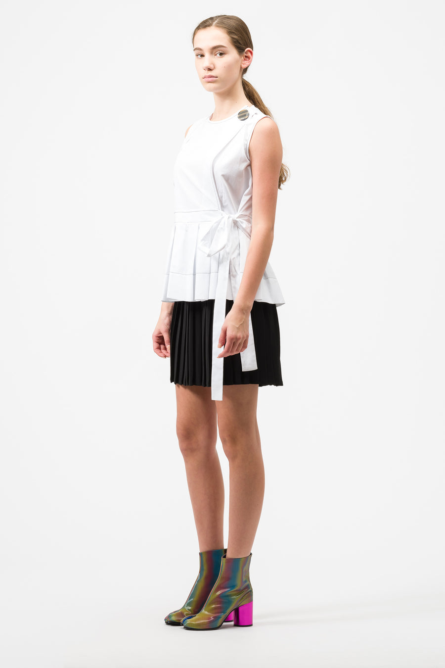 Marni Tank Top in Lily White - Notre