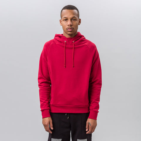 Martine Rose Classic Hoody in Red - Notre