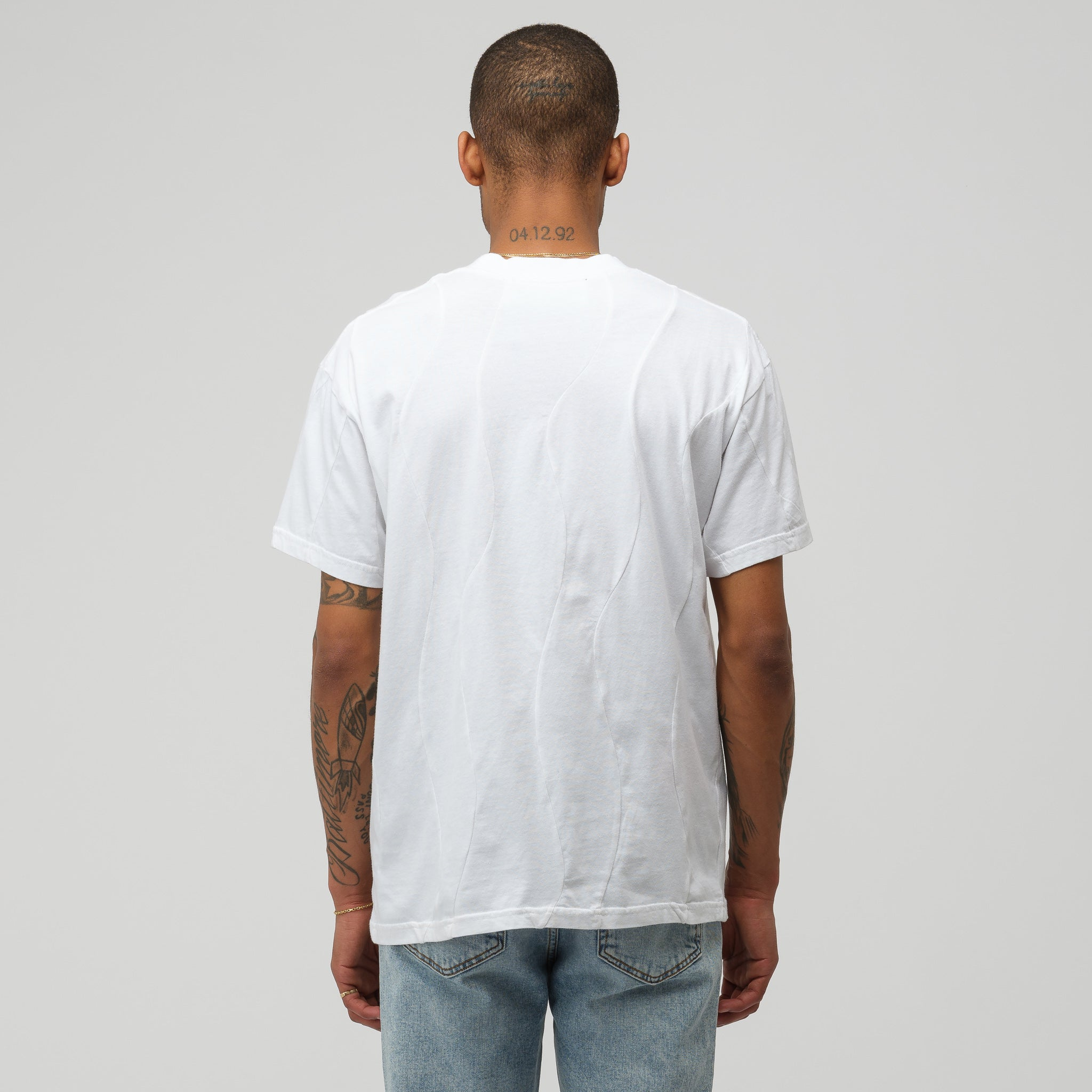 Wobbly T-Shirt in White