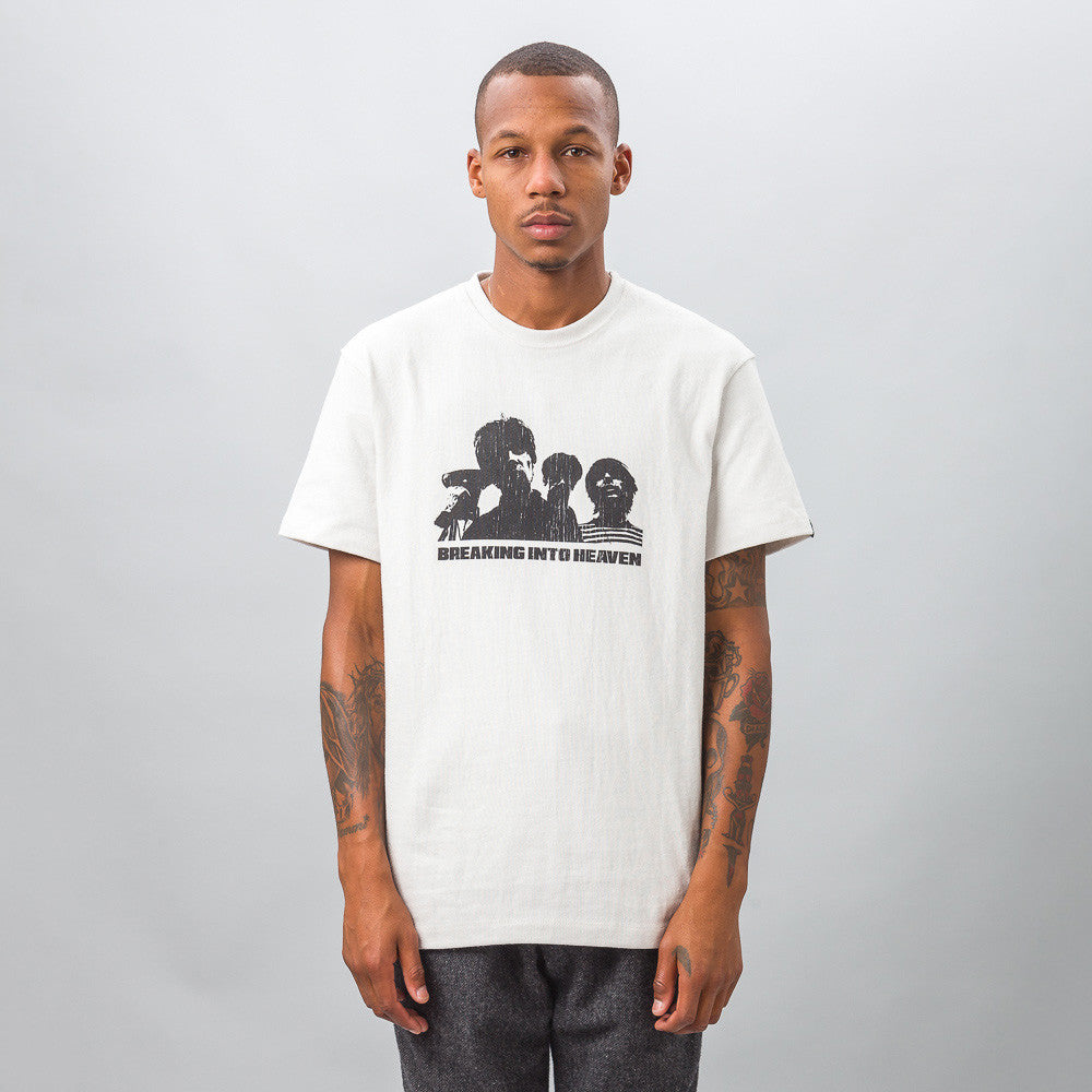 Midnight Studios - Heaven T-Shirt in Vintage White - Notre - 1
