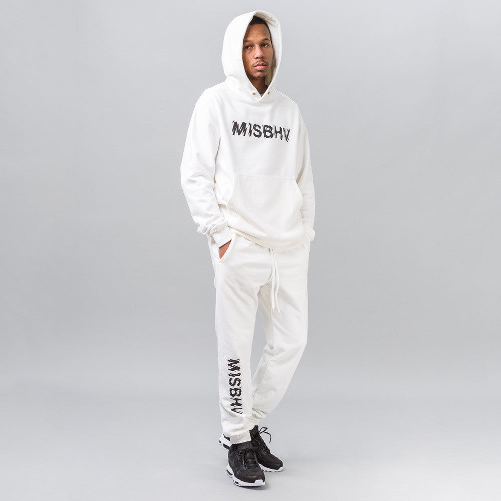 Glasshouse Sweatpants in Off-White