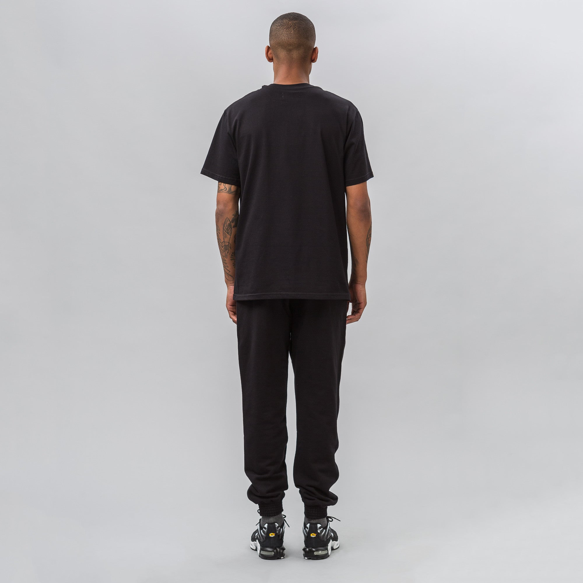 Logo Gothic Sweatpants