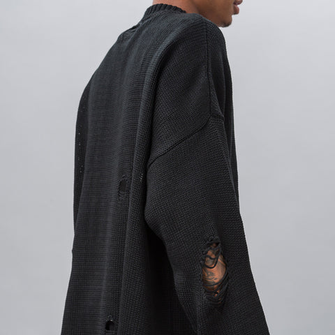 MISBHV Osaka Ripped Sweater - Notre