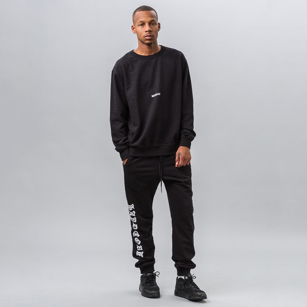 Time of My Life Sweatshirt in Black