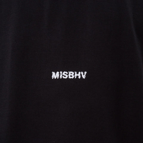 MISBHV Time of My Life T-Shirt in Black - Notre