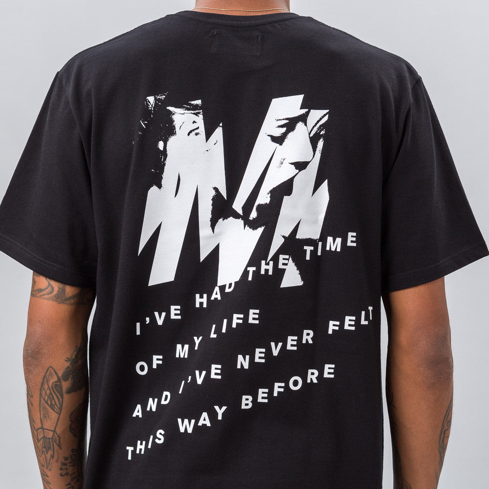 Time of My Life T-Shirt in Black