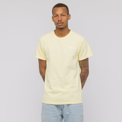 Mister Green x Cody Hudson Weed Leaf T-Shirt in Beige - Notre