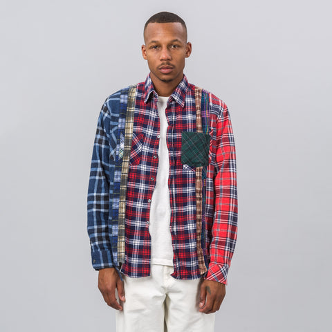 Needles 7 Cuts Flannel Shirt 2017 - Notre