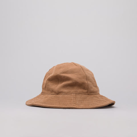 Needles Crusher Hat in Light Brown - Notre