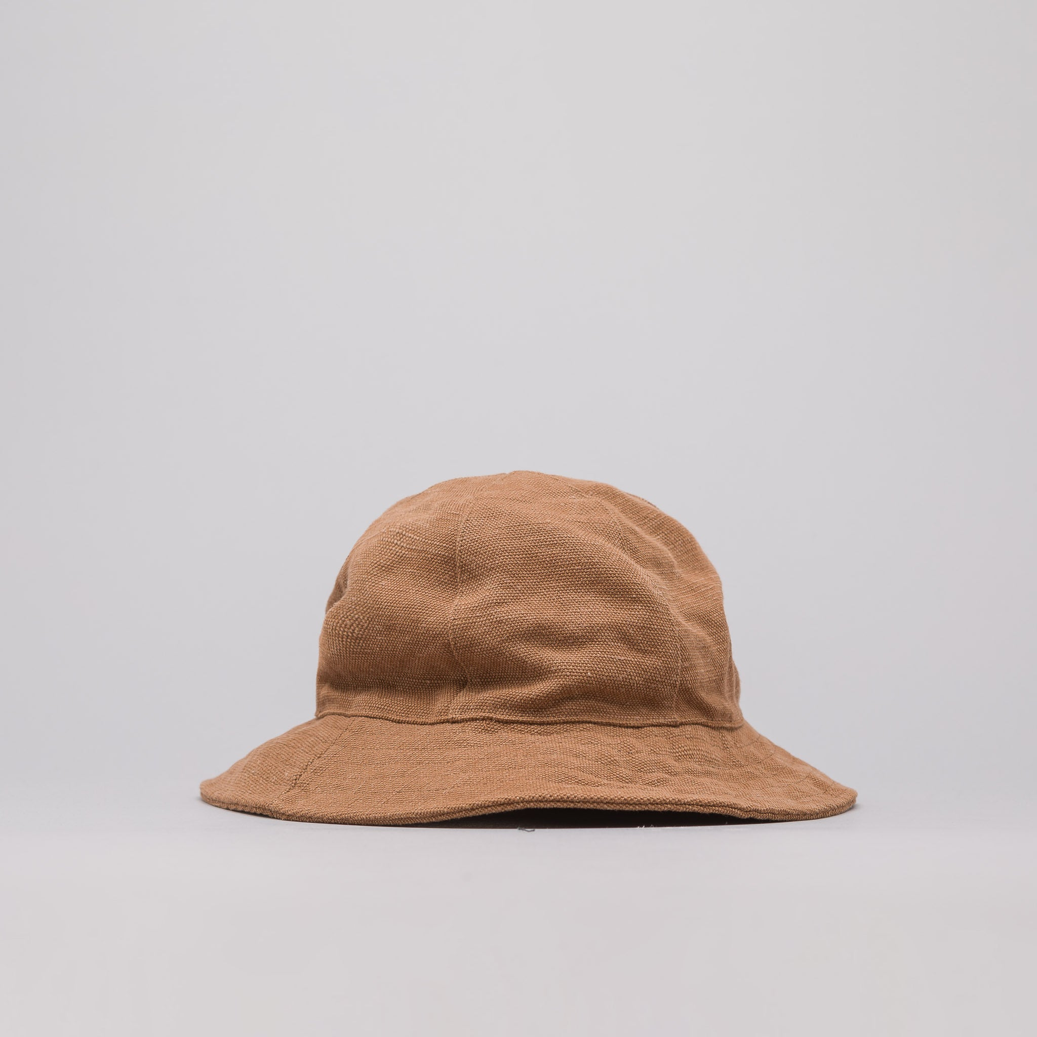 Crusher Hat in Light Brown