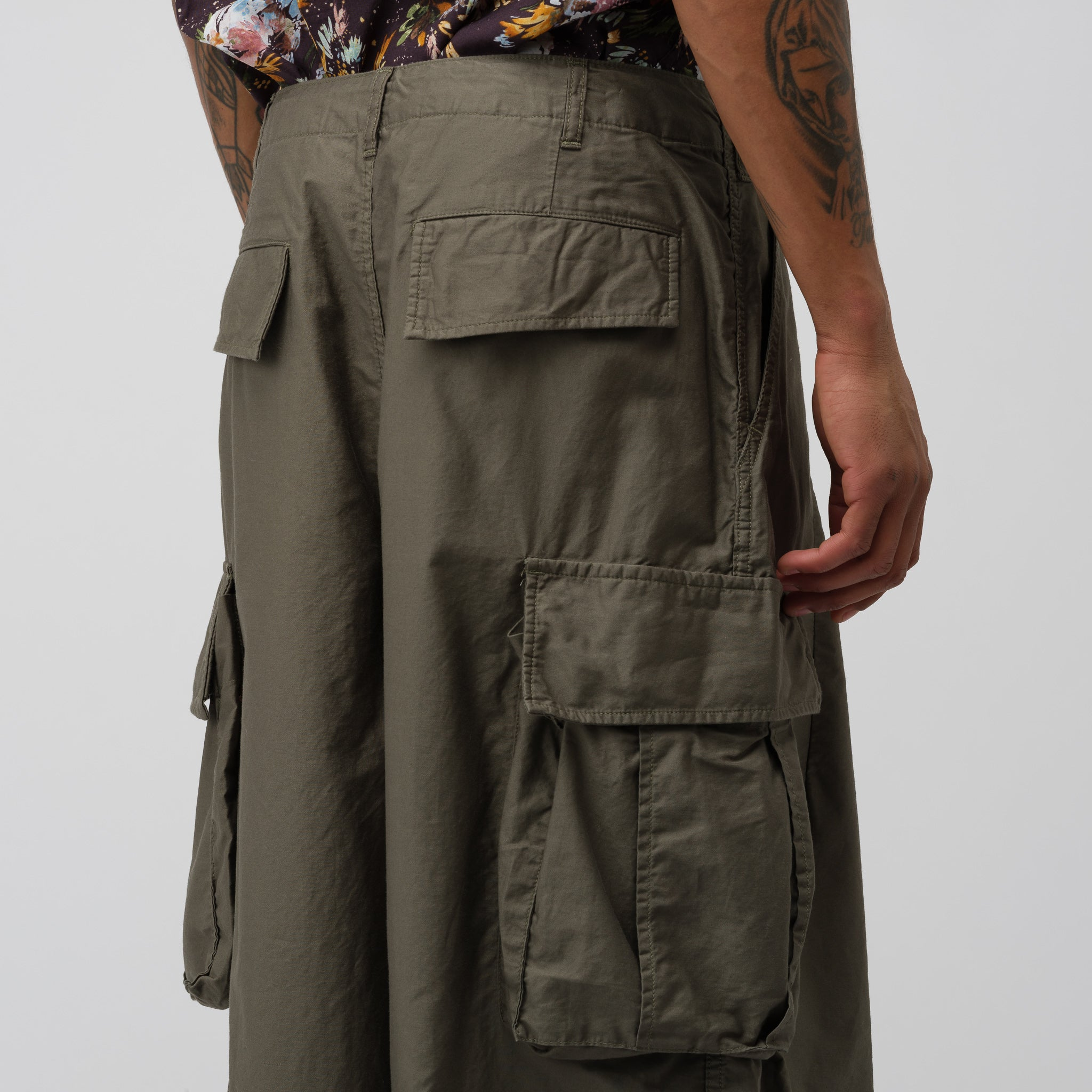 H.D. BDU Pant in Olive