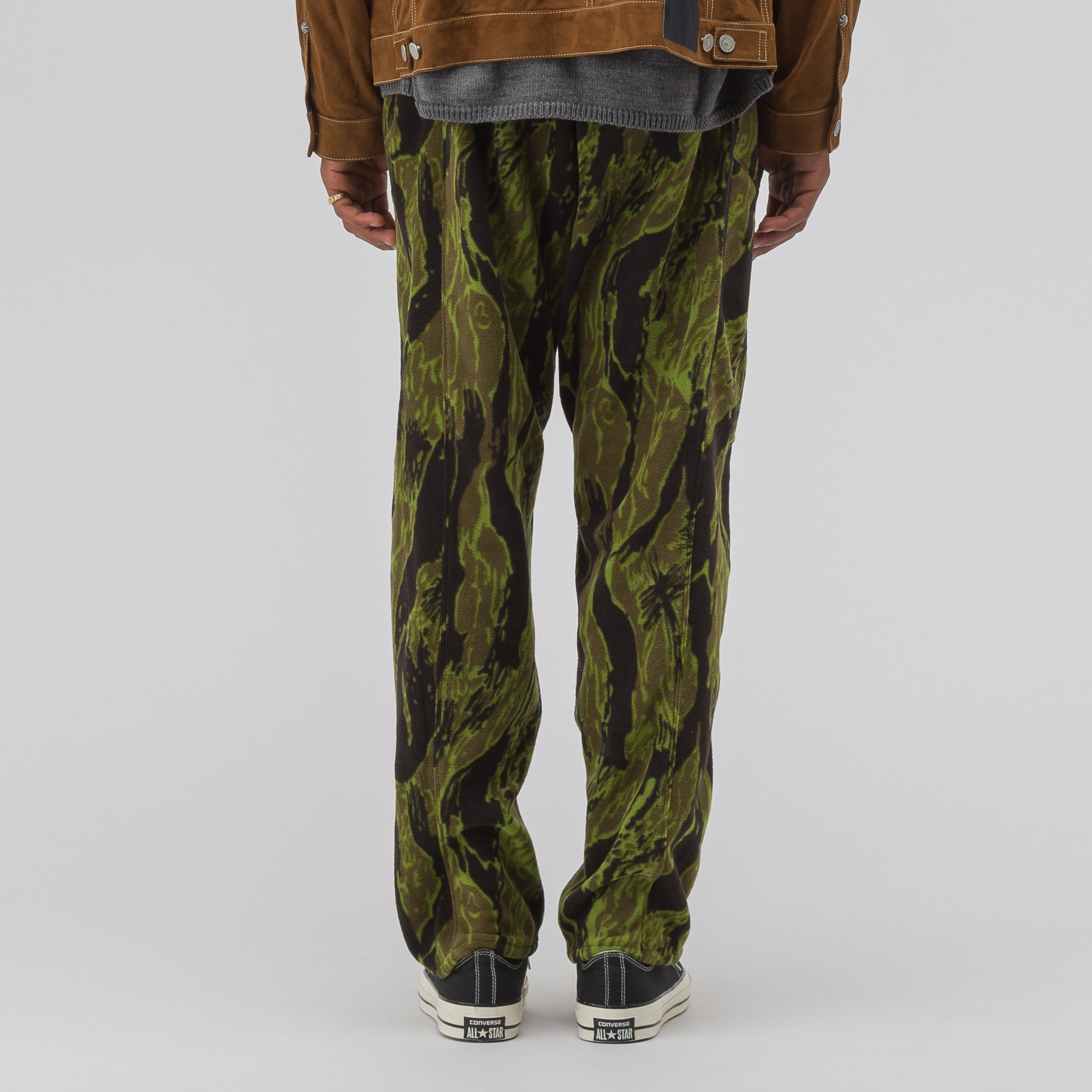 Seam Pocket Pant in Olive