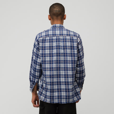 Needles Ribbon Flannel Shirt 2019 - Notre