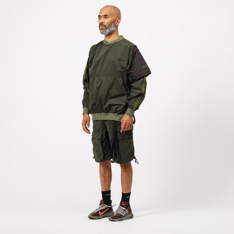 Nemen Dondi NY Crew in Military Green - Notre