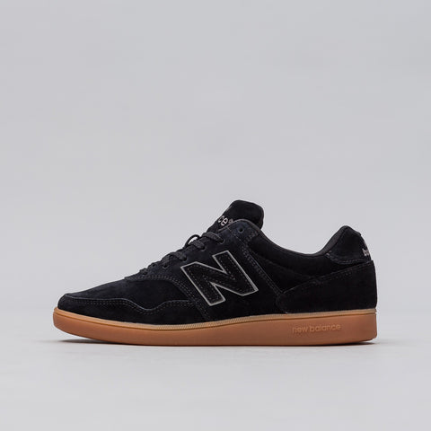 New Balance CT288BL in Black/Gum - Notre