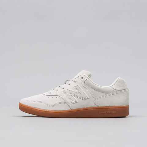 New Balance CT288WG in White/Gum Notre 1