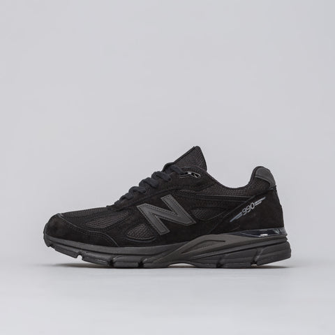 New Balance M990BB4 in Black - Notre