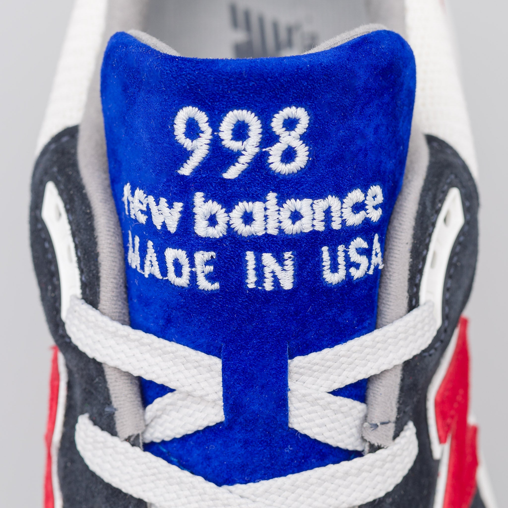 US998MC1 in Navy/Red/White
