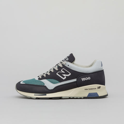 New Balance M1500OGN in Grey/Navy - Notre