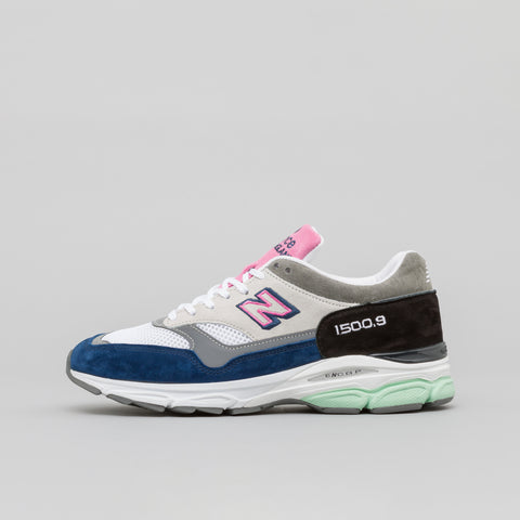 New Balance M15009FR in Grey/Navy/Black - Notre