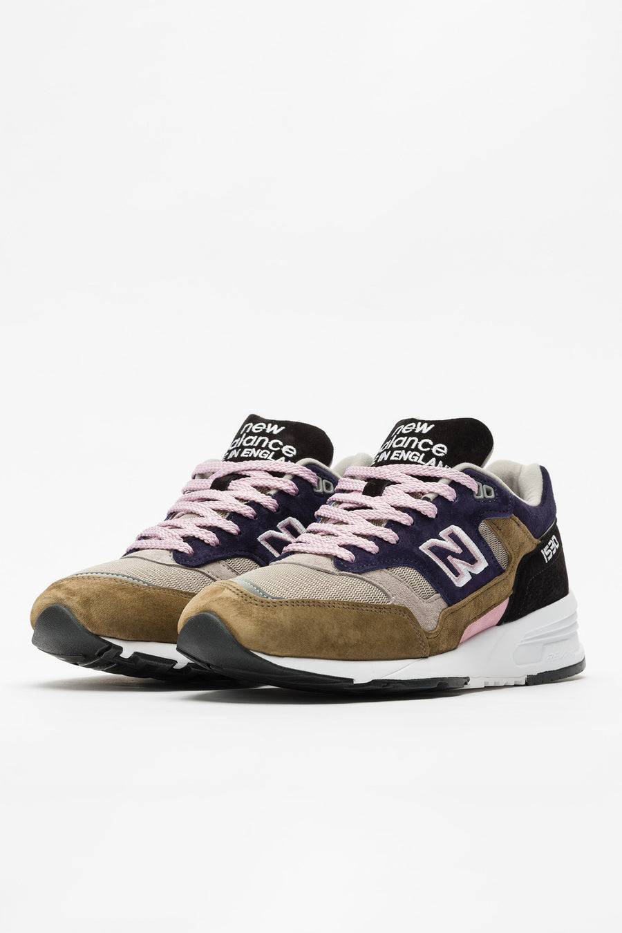 New Balance M1530KGL in Khaki/Grey/Lavender - Notre