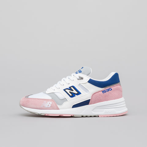 New Balance M1530 WPB in White/Pink - Notre
