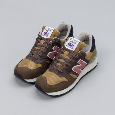 New Balance - M670SP Surplus Pack - Made in England - Notre - 1