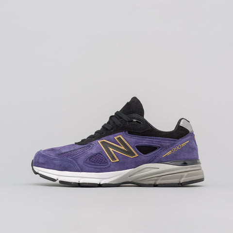New Balance M990BP4 in Purple - Notre