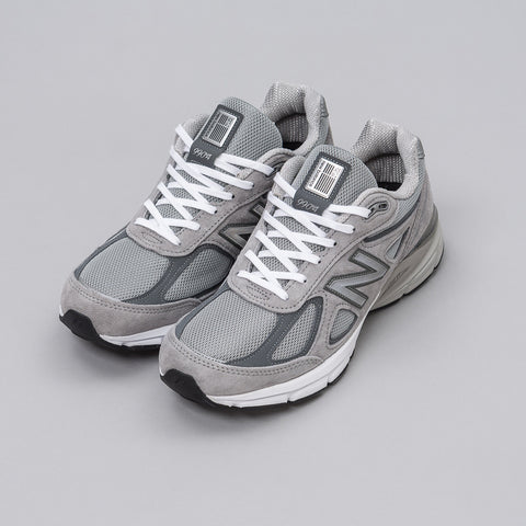 New Balance M990GL4 in Grey - Notre