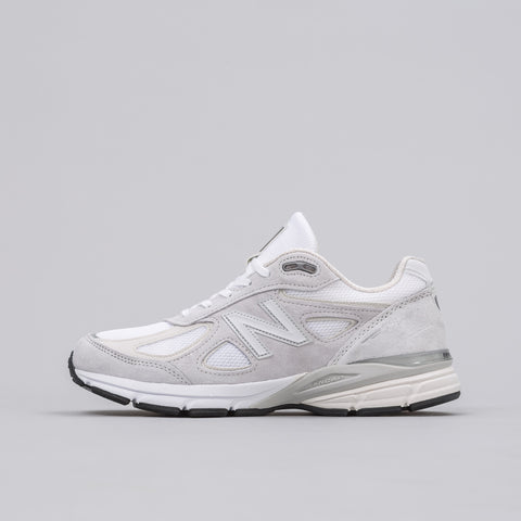 New Balance M990NC4 in Nimbus Cloud/White - Notre