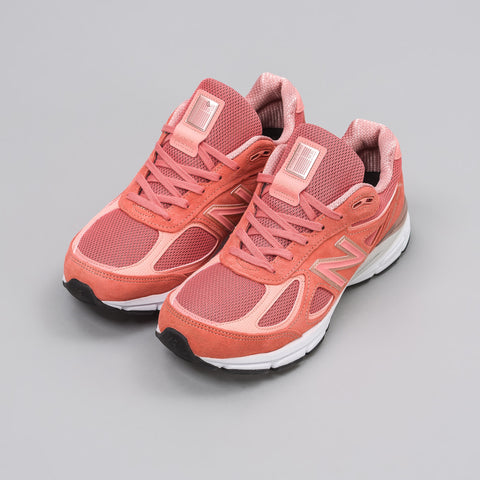 New Balance M990SR4 in Pink - Notre