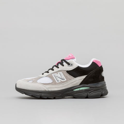 New Balance M9919FR in in Cream/Black - Notre
