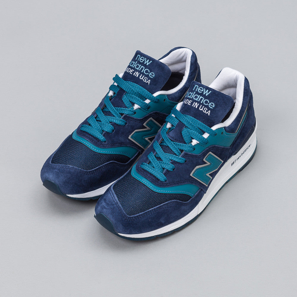New Balance - M997CEF in Dark Blue - Notre - 1