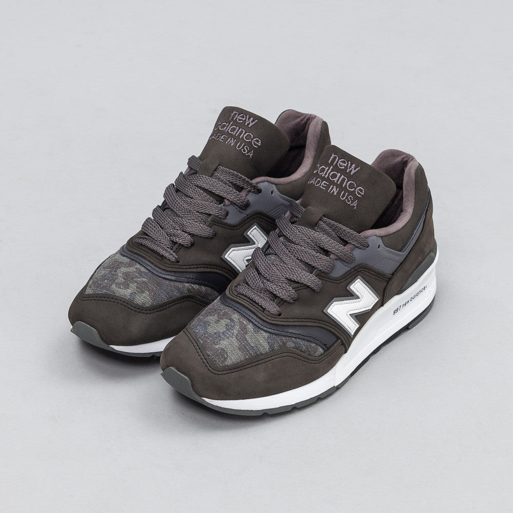 New Balance - M997DPA in Grey - Notre - 1