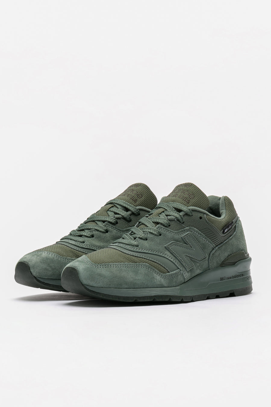 New Balance M997NAL in Sea Foam - Notre